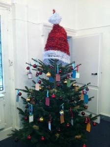 Unser Wunschbaum 2012