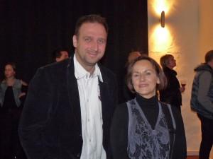 Andreas Tieftrunk, I-unit Consulting GmbH und Frau Dr. Thormann